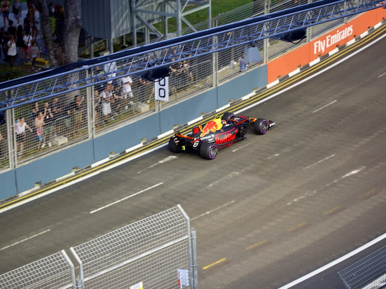Singapore GP 2017 Practice 3
