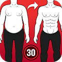 Daily Workout Challenge : Home Exercise Plan icon