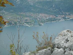 Photo: Sarca e lago di Garda
