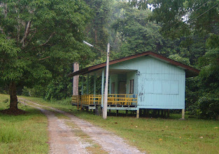 Photo: Another bungalow in Khao Soi Dao wildlife sanctuary, Chanthaburi province