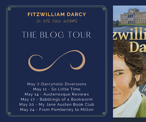 """Launch Day for """"Fitzwilliam Darcy in His Own Words"""""""