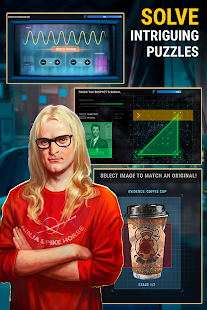 The X-Files: Deep State - Hidden Object Adventure- screenshot thumbnail