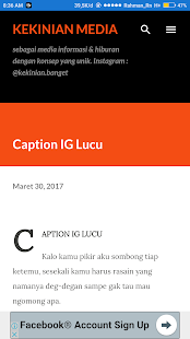 Download Caption Ig Lucu Apk 0 1 Com Wcaptioniglucu 4734538 Allfreeapk