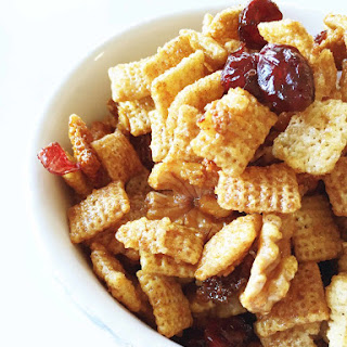Cranberry-Nut Cinnamon Chex™ Mix.
