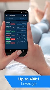 AvaTradeGO - Trading App- screenshot thumbnail