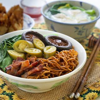 Wonton Noodles.