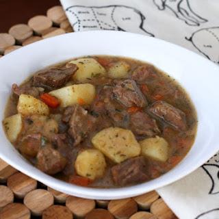 Classic Irish Stew with Lamb Recipe