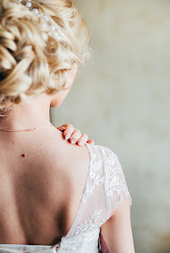 Esküvői fotós Darya Artischeva (daryawedd). Készítés ideje: 13.12.2017