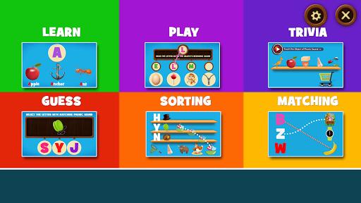 Learning Phonics for Kids 1.7.3 screenshots 9