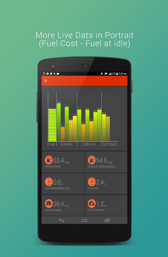 Fuel Economy for Torque Pro- screenshot