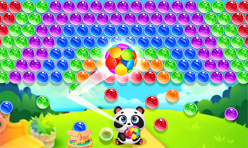 Little Panda Bubble 1.0 screenshots 8
