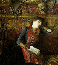 """Photo: Gustave Claude Etienne Courtois, """"La maschera giapponese"""" (1884)"""