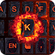 Burning Fire Keyboard Theme Android apk