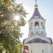 Wedding photographer Irina Kurova (RINA14). Photo of 14.10.2016