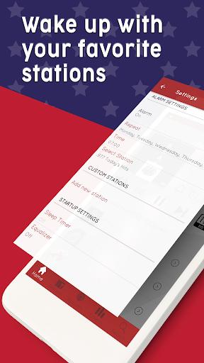 myTuner Radio App: FM Radio + Internet Radio Tuner 7.1.16 screenshots 5