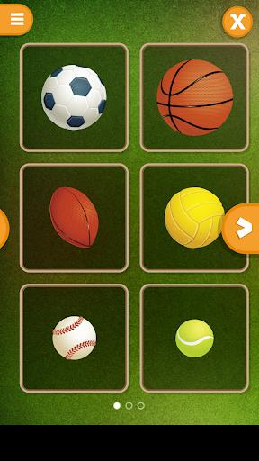 Aprendiendo sobre Deportes 3.1.8 screenshots 1