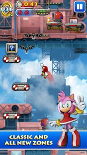Sonic Jump- screenshot thumbnail