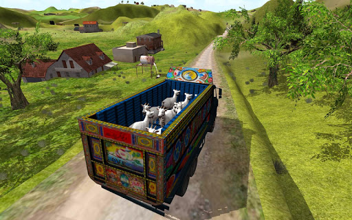 Pk Eid Animal Transport Truck screenshots 14