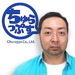 CN26 登壇者 小菅 聡氏自画像