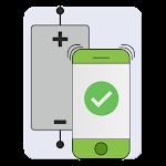 Magnetfeld Sucher Icon