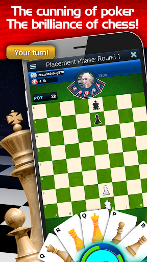 Chess + Poker = Choker Apk 1