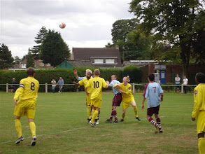 Photo: 29/08/09 v AFC Goole (FACPrelimRd) 2-1 - contributed by Gyles Basey-Fisher