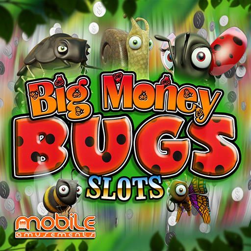 Big Money Lucky Lady Bugs Slots FREE (game)