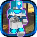 Cube King FPS: Taken Destiny icon