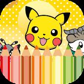 Coloring Book Pokemon