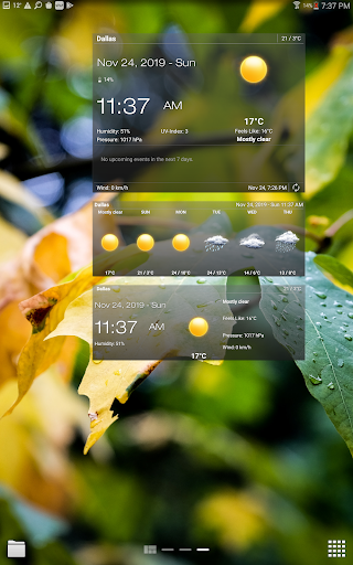 Weather Advanced for Android 1.0.4.6 Screenshots 8