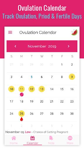 Download Ovulation Calculator & Calendar to Track Fertility 1.14 2