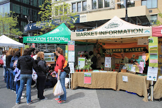 Photo: Union Square Green market