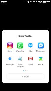 Speech To Text App - náhled