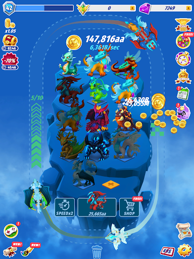 Dragons: Miracle Collection apkdebit screenshots 7
