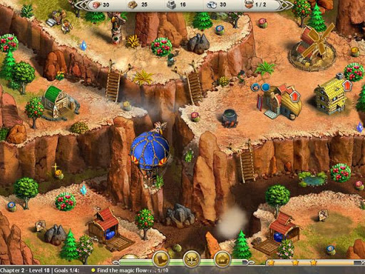 Viking Saga 2: New World screenshot 3