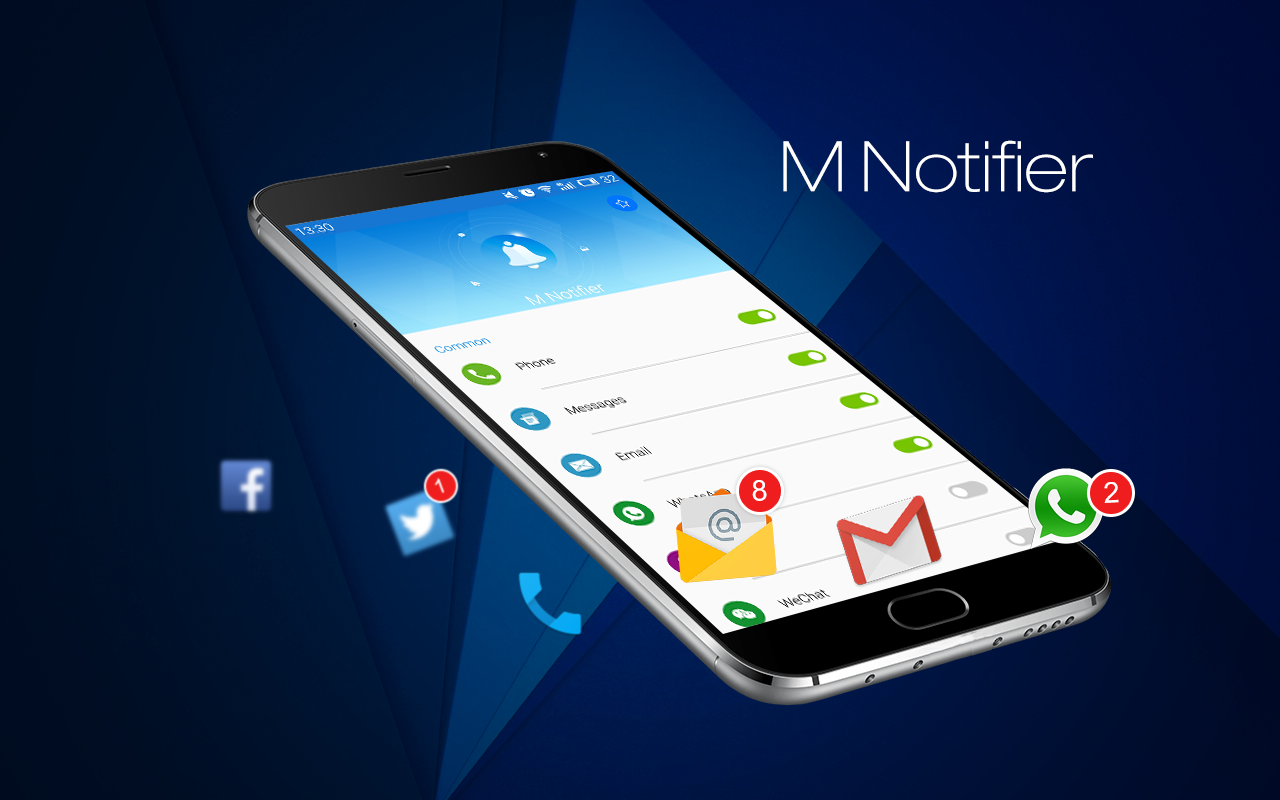 m notifier for m launcher android apps on google play