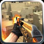 Desert Counter strike 3D