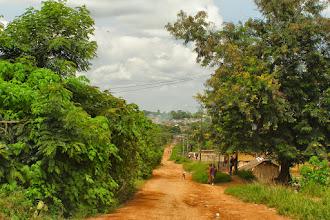 Photo: Heading to Daloa
