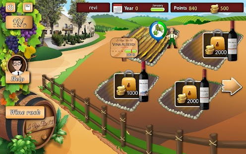 The Wine Garden- screenshot thumbnail