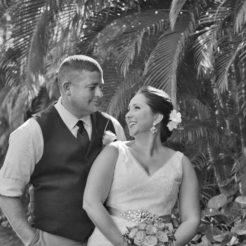 Ashley Morris, Travel Agent & Destination Bride