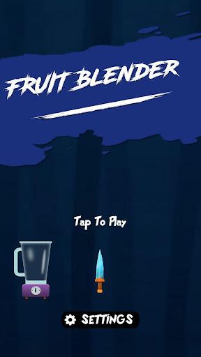 Fruit Blender   Make Juice by cutting fruits 1.3 screenshots 1