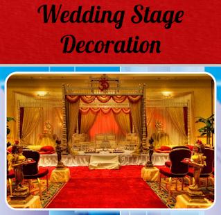 Wedding stage decoration apps on google play screenshot image junglespirit Gallery