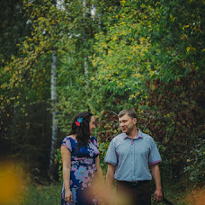 Wedding photographer Darya Lidberg (lidberg). Photo of 04.12.2015