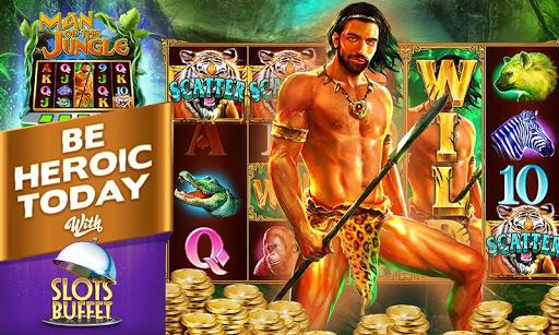Slots Buffetu2122 - Free Las Vegas Jackpot Casino Game 1.6.0 1