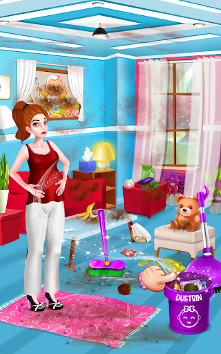 Mommy & Baby Care Games apkpoly screenshots 8
