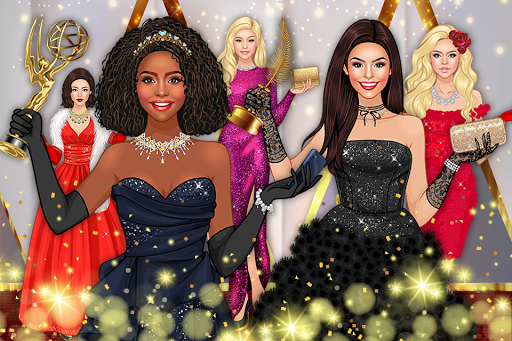 Actress Dress Up - Fashion Celebrity 1.0.7 screenshots 1