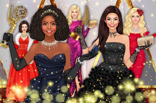 Actress Dress Up - Fashion Celebrity apktram screenshots 1
