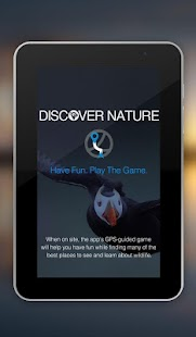 Discover Nature- screenshot thumbnail