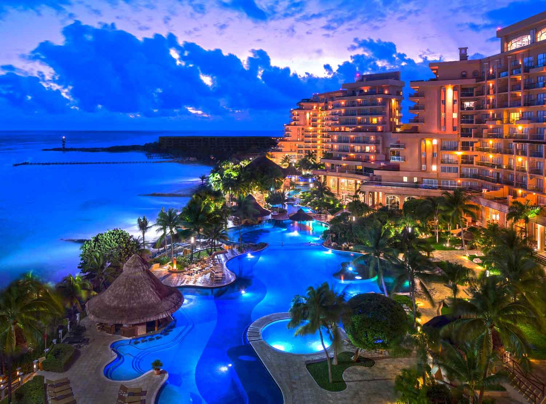 Grand Fiesta Americana Coral Beach Cancún 01