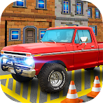 Truck Parking : City Adventure Icon